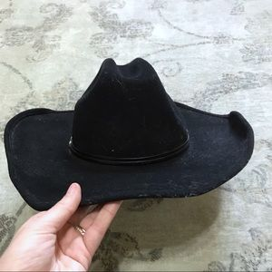 578ee99cd8d9d Stetson Black Cowboy Hat